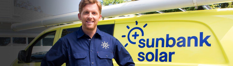 Luke Sunbank Solar Van