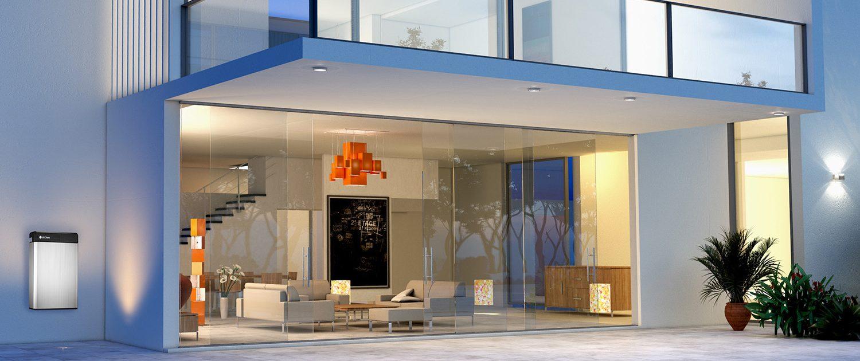 LG house Sunbank Solar