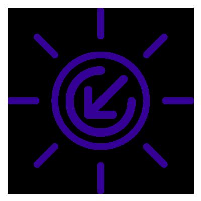 Icon Backup Sunbank Solar