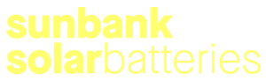 Sunbank Solar Batteries