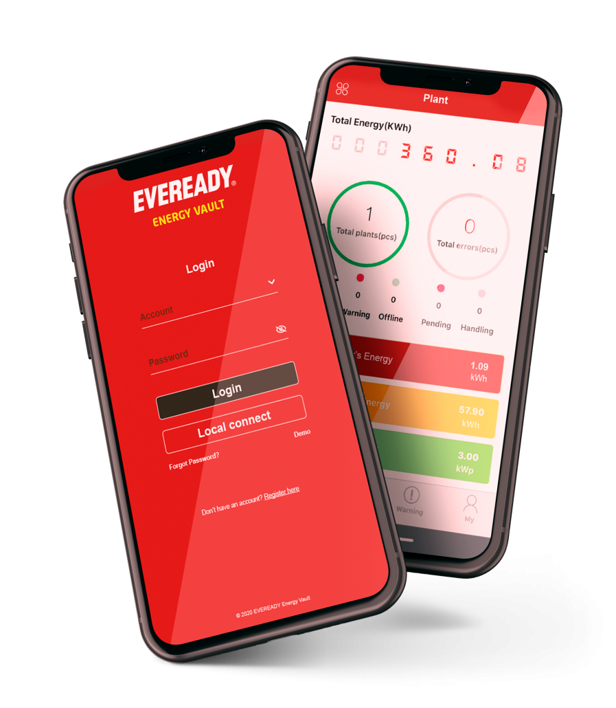 Eveready app